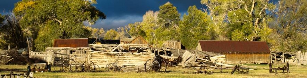 [BANNER Historic Everson Ranch]
