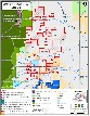 Wolf Springs Ranch Oil and Gas Proposal map -