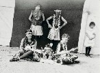 Orient Children Performing as Hawaiians, 1928 -