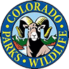 Colorado Parks and Wildlife [logo]
