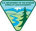 Bureau of Land Management [logo]