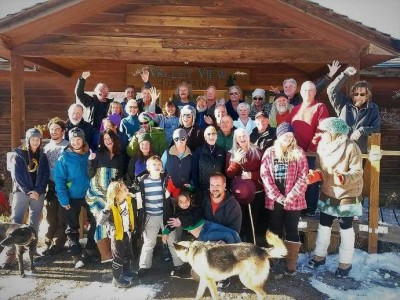 Volunteer Appreciation Weekend 2016