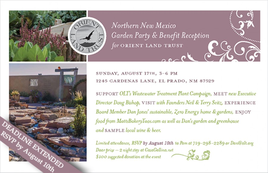 Olt garden party and benefit reception aug 17th nm invitation to garden party stopboris Images